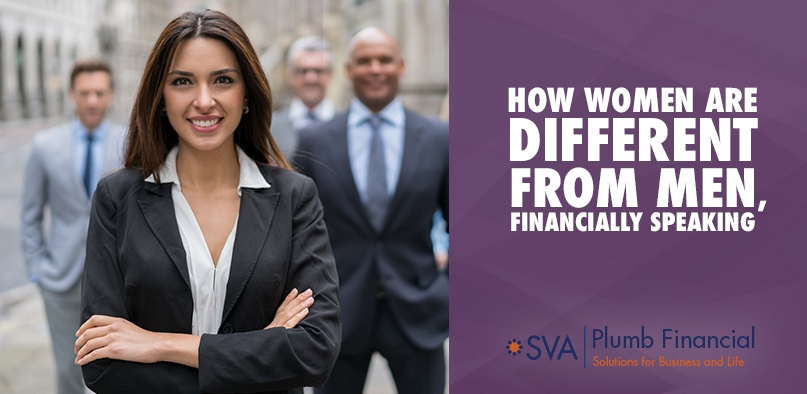 How Women Are Different from Men, Financially Speaking