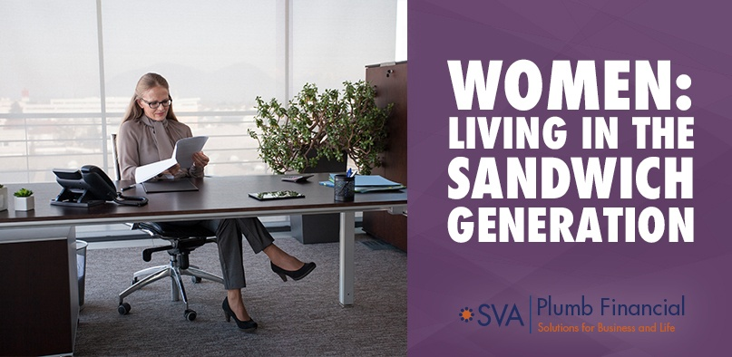 Women: Living in the Sandwich Generation
