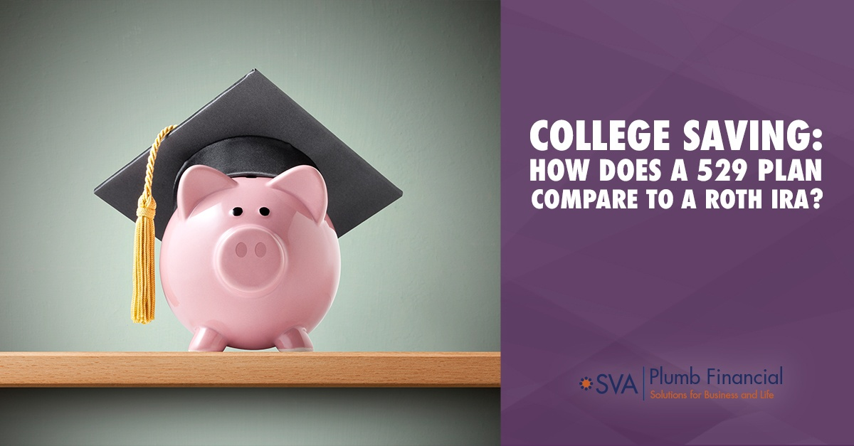 College Saving: How Does a 529 Plan Compare to a Roth IRA?