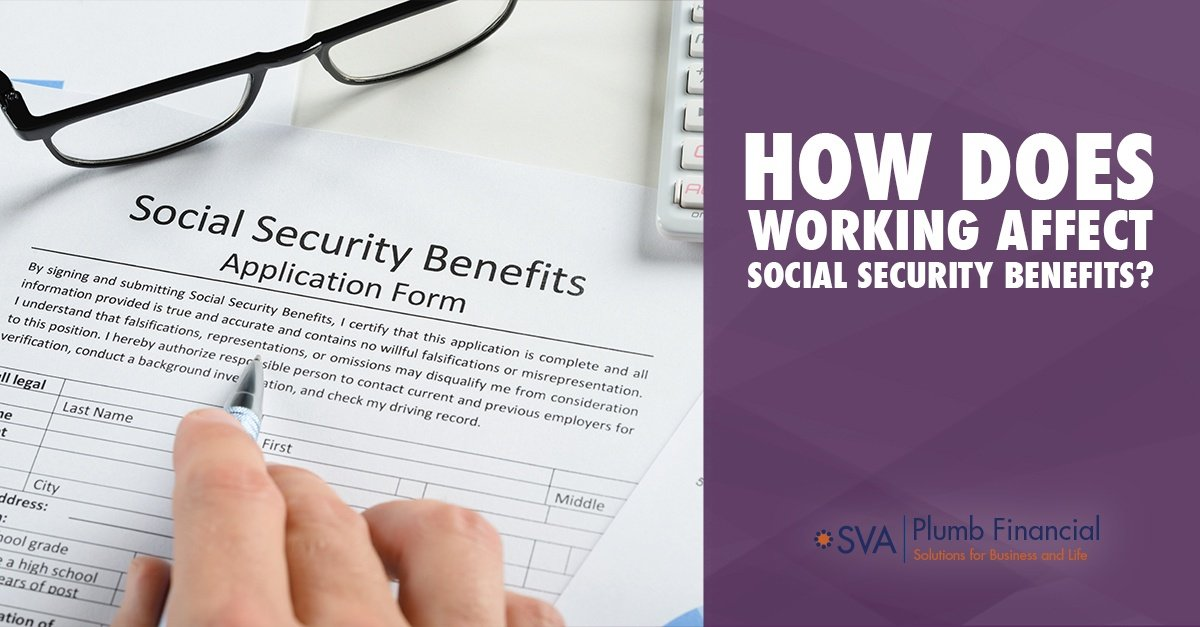 How Does Working Affect Social Security Retirement Benefits?