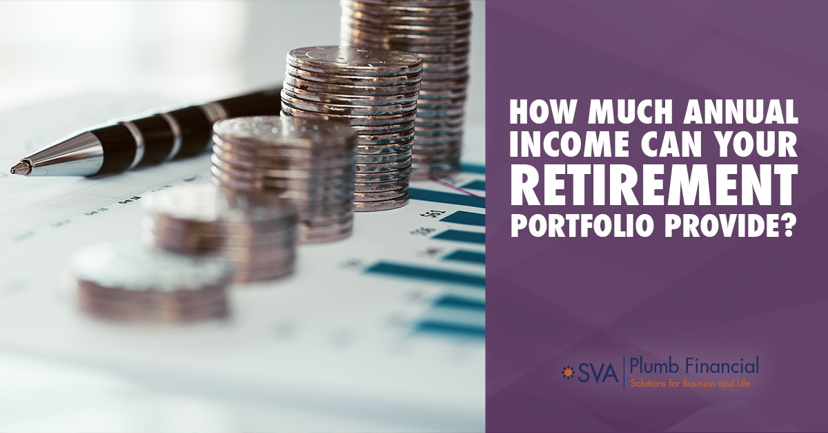 How Much Annual Income Can Your Retirement Portfolio Provide?