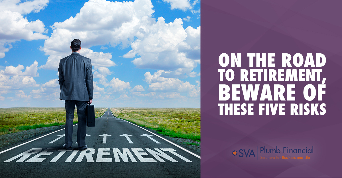 On the Road to Retirement, Beware of These Five Risks