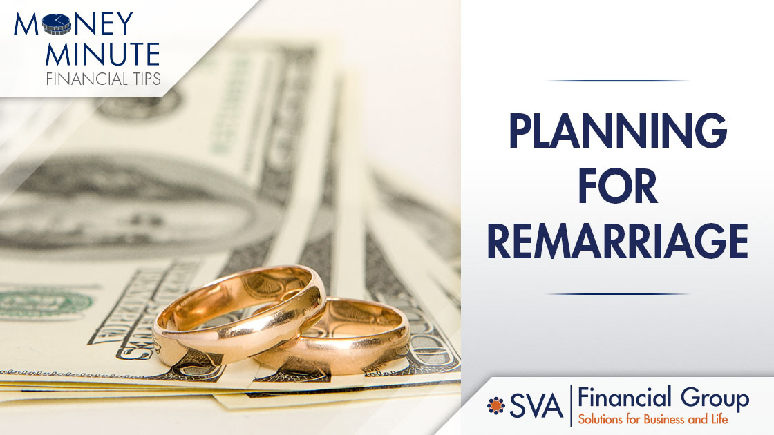 Planning for Remarriage
