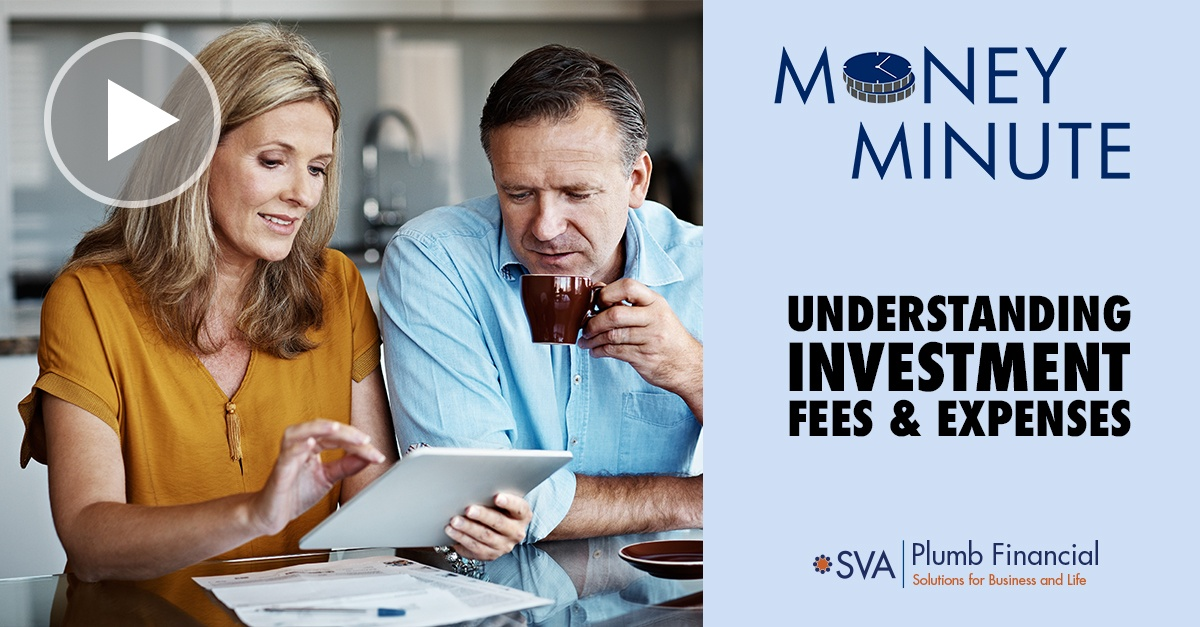 Money minute: Understanding Investment Fees and expenses